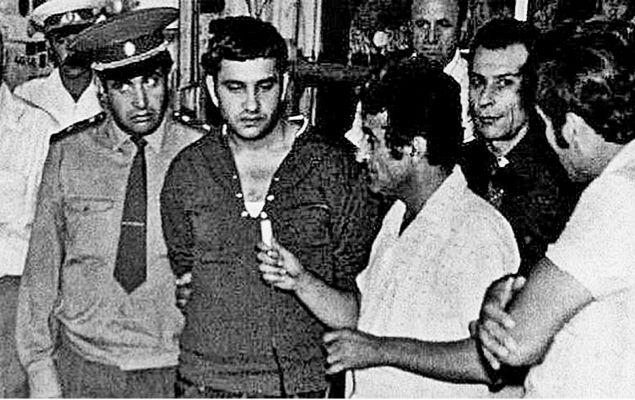 Арест Галачяна