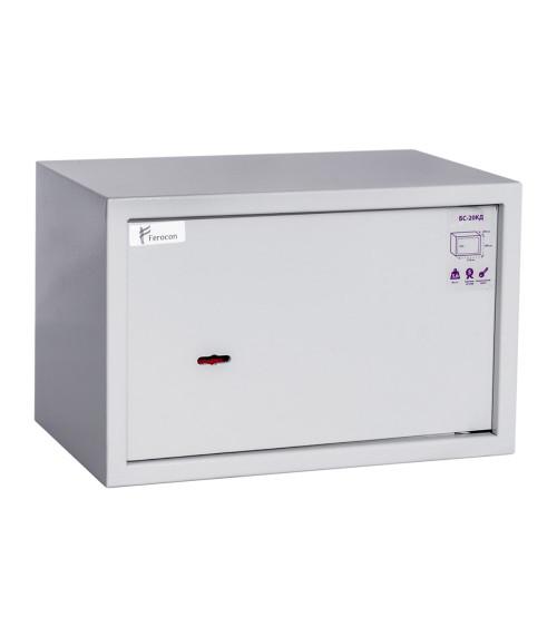 Мебельный сейф БС-20КД