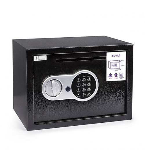 Мебельный сейф БС-25Д