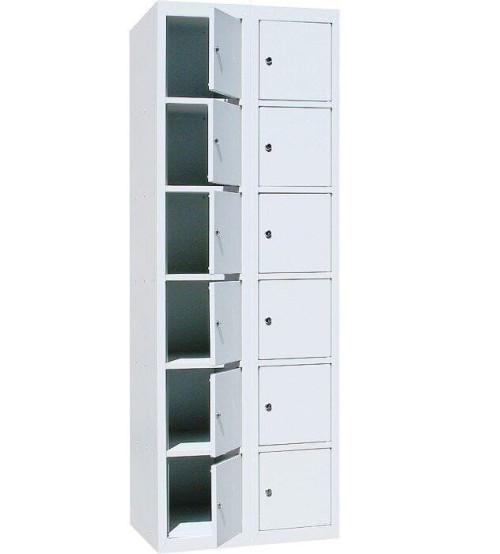 Шкаф для раздевалки Ferocon НЯ-212-01-08