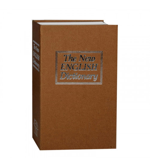 Книга-сейф кэшбокс TS 0209M