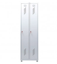 Медицинский шкаф для одежды MD 2 11-50 /МД2 ШМ SS
