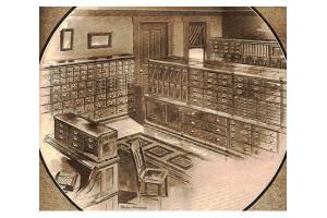 Цікаві факти з історії шаф для зберігання документів