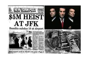 Мільйони доларів, вкрадених з аеропорту імені Джона Кеннеді в ході пограбування Lufthansa не були знайдені