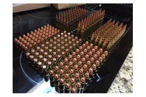 Насколько защищены боеприпасы в сейфе во время пожара