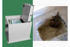 Как установить сейф в полу