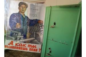 Несгораемые шкафы советского периода – просто, массивно и… сгораемо…