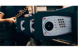 Виртуальная экскурсия на производство сейфов «TECHNOMAX»