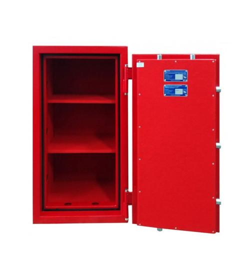 Огневзломостойкий сейф CL.III.90.E RED