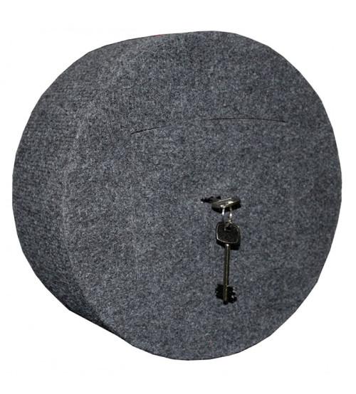 Автомобильный сейф A.15/135.K grey deco