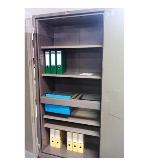 Архивный огнестойкий шкаф сейфового типа BM-1993KL