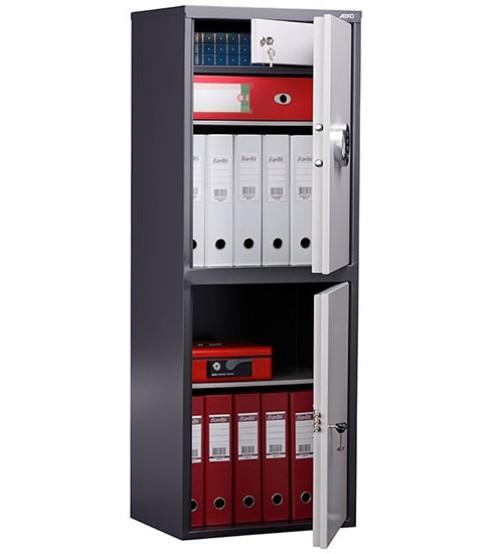 Бухгалтерский шкаф SL-125/2T EL