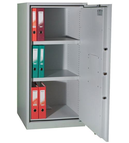 Архивный огнестойкий шкаф сейфового типа BM-1260 EL