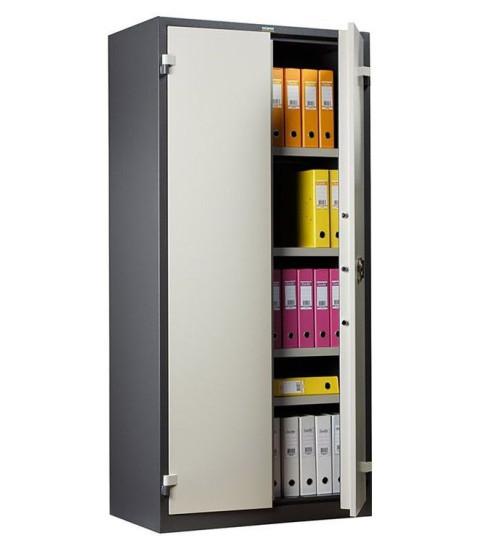 Архивный огнестойкий шкаф сейфового типа BM-1993 EL
