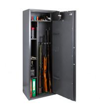 Оружейный сейф IVETA 5 PM/K5