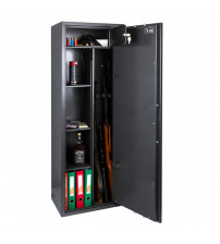 Оружейный сейф IVETA 5 PM/K4