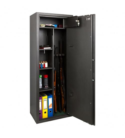 Оружейный сейф MAXI 5PE/K3