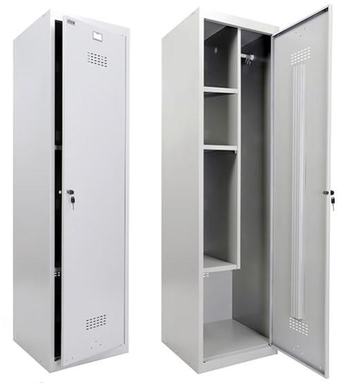 Шкаф для раздевалки Практик ML 11-50У (универсальный)