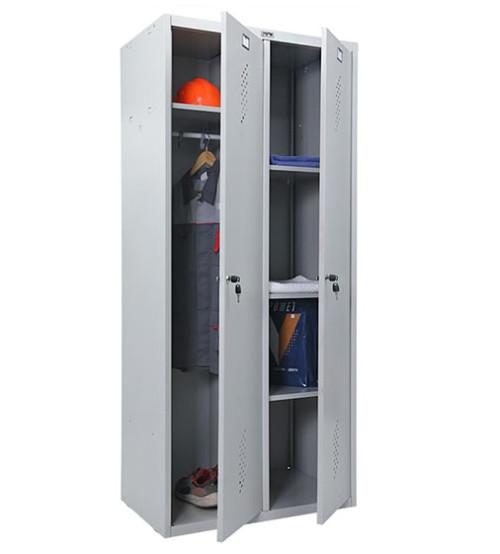 Шкаф для раздевалки Практик LS-21-80 U