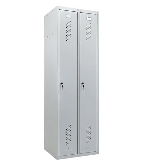 Шкаф для раздевалки Практик LS-21