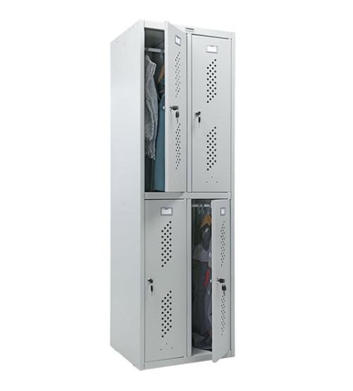 Шкаф для раздевалки Практик LS-22