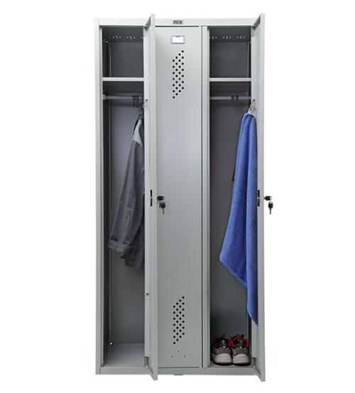 Шкаф для раздевалки Практик LS-31