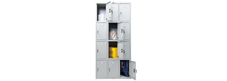 Ячеечные шкафы (камеры хранения)