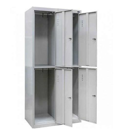 Шкаф для переодевания ШО 400/2-4