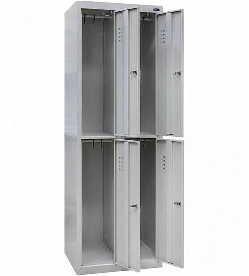 Шкаф для переодевания ШОМ 300/2-4