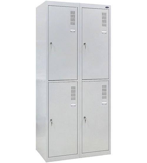 Шкаф для переодевания ШОМ 400/2-4