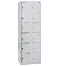 Ячеечный шкаф (камера хранения) ШО 300/2-12