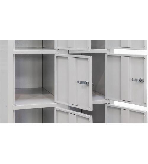 Ячеечный шкаф (камера хранения) ШО 400/2-12