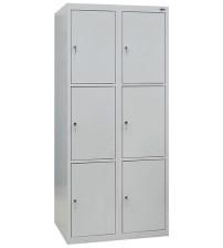 Ячеечный шкаф (камера хранения) ШО 300/2-6