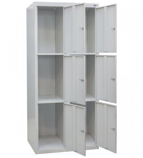 Ячеечный шкаф (камера хранения) ШО 400/2-6