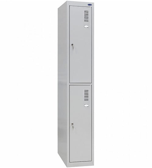 Шкаф для переодевания ШОМ 300/1-2