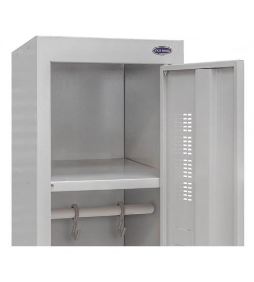 Шкаф для переодевания ШОМ 400/1